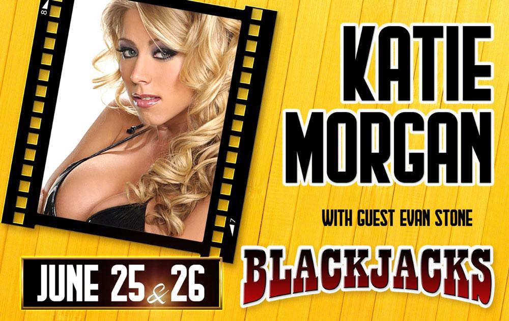 Katie Morgan at BlackJacks Club